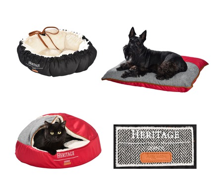 Collection HERITAGE pour chat & chien