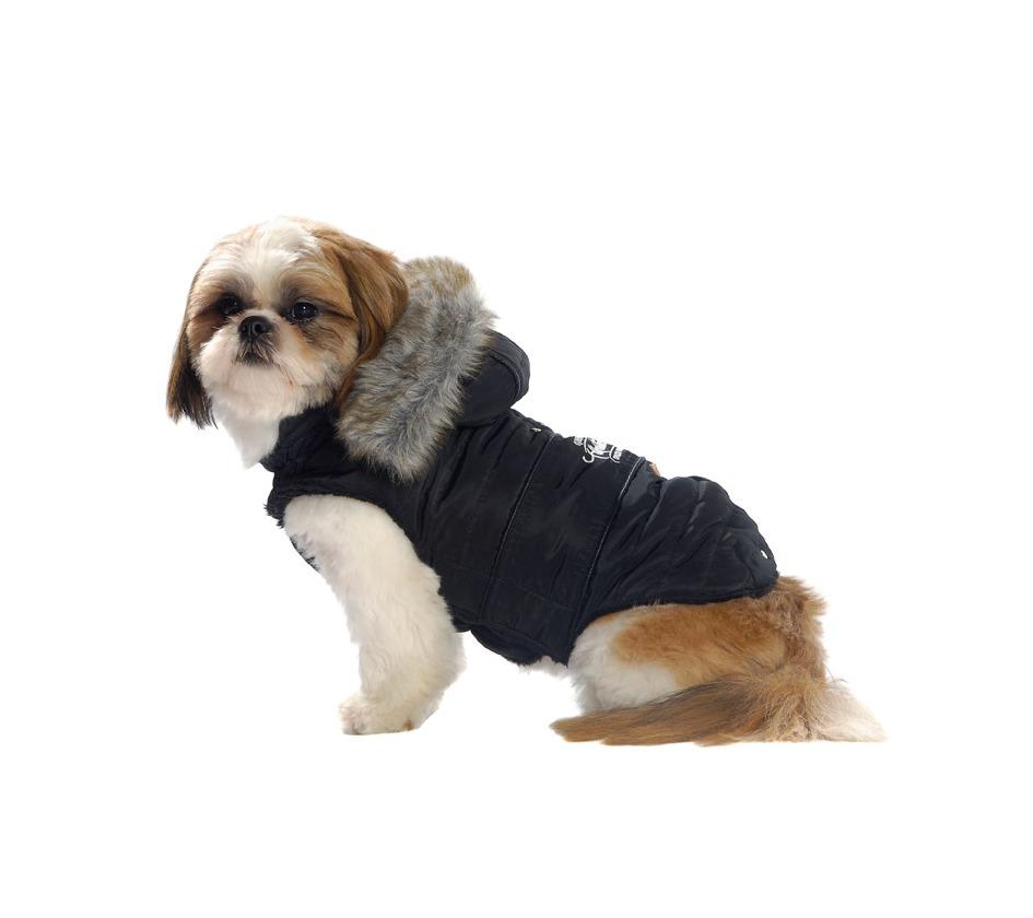manteau lola manteaux bobby accessoires pour chien et chat colliers. Black Bedroom Furniture Sets. Home Design Ideas